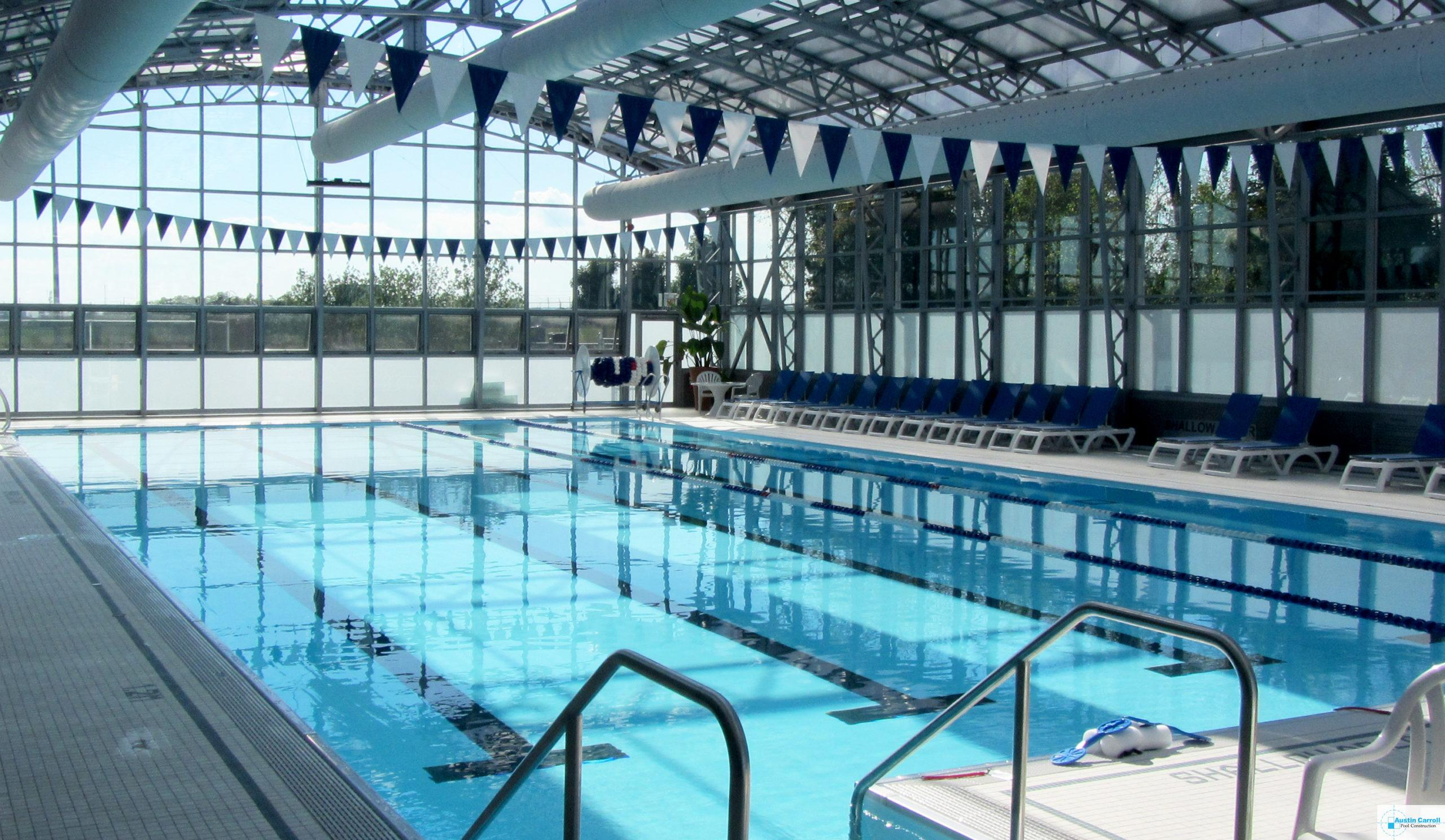Community and Commercial Pool Construction