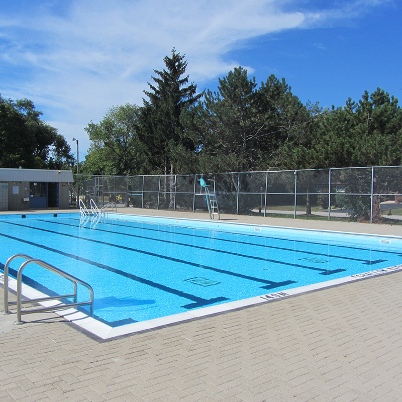 Community and Public Pool Construction Canada