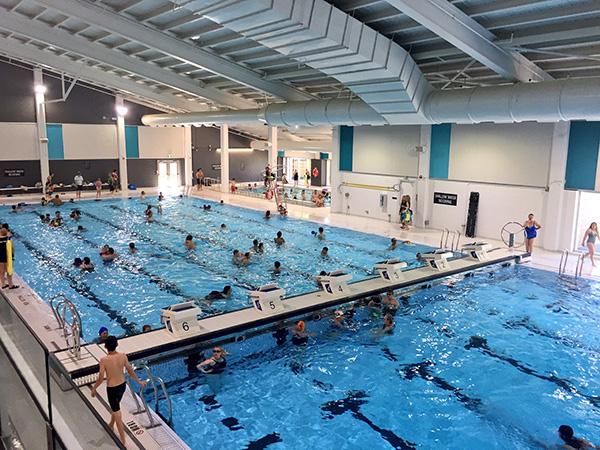 Ontario Commercial Pool Builder